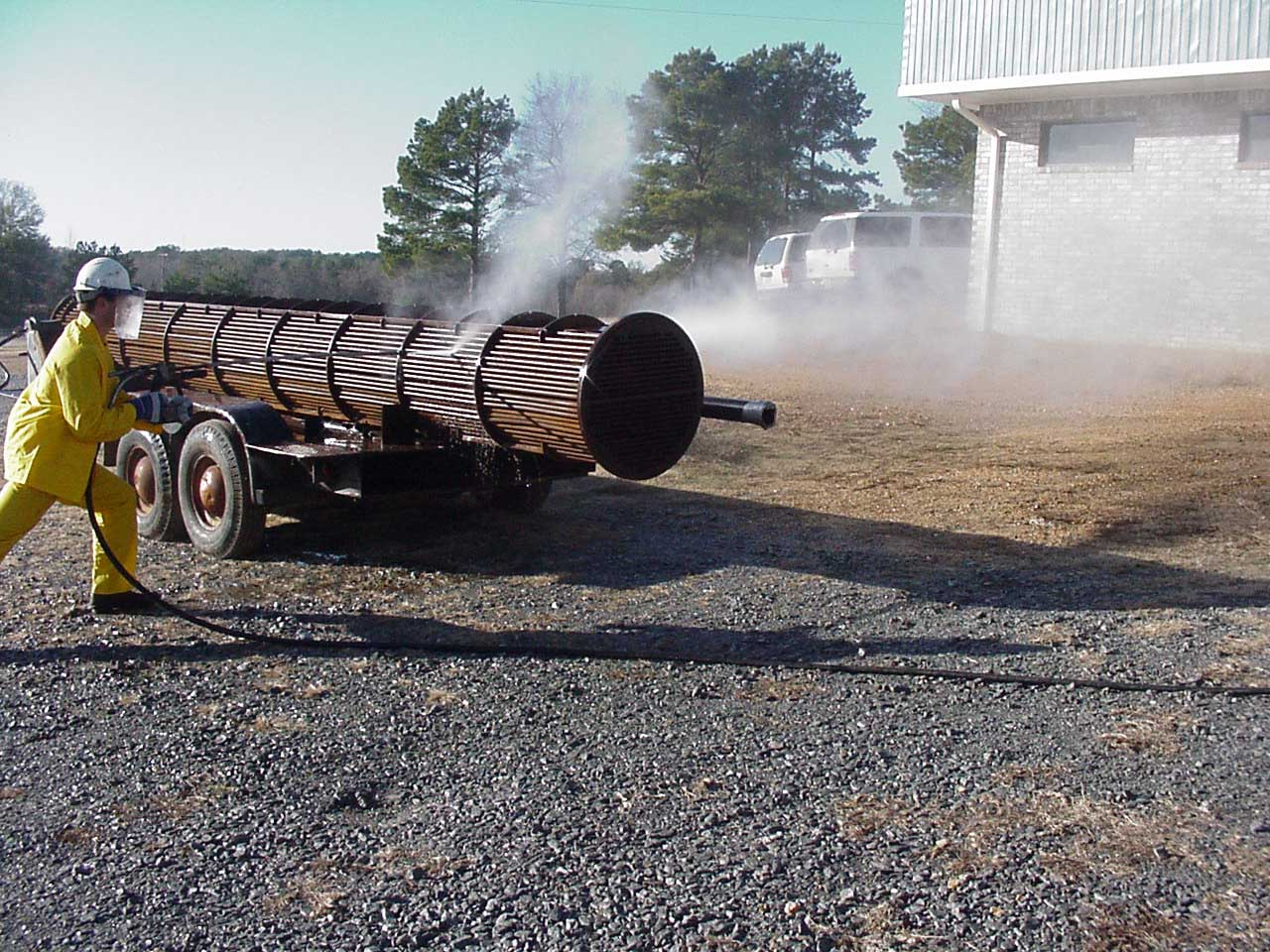 Hydro Blasting Services Farmington NM